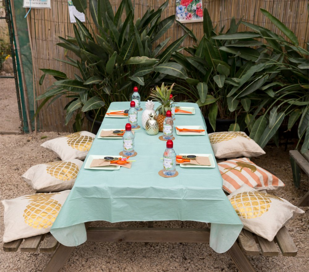 Tropical Party - Anniversaire